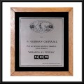 Placa En Acero Inoxidable
